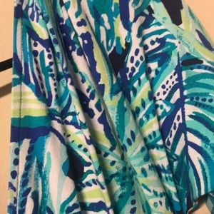 453709e1c5bae6 Lilly Pulitzer Dresses - Lilly Pulitzer Parigi Bright Navy Armadilly Dally